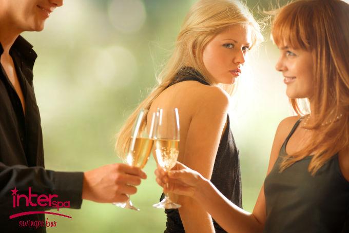 Los celos en una pareja swinger